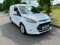 2015 FORD TRANSIT CONNECT LIMITED 1.6 TDCI FULLY LOADED TOP SPEC NO VAT