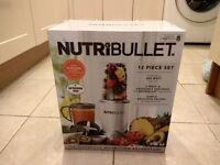 Nutribullet 600 series, Brand new in box