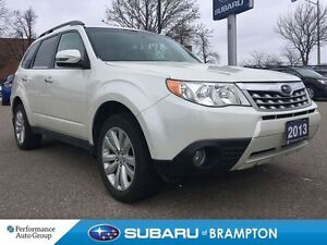2013 Subaru Forester 2.5X Limited Package  $190 BIWEEKLY SUNROOF