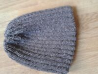 adult sized beanie hats in various colours