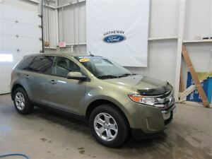 2013 Ford Edge SEL+ 4 WINTER TIRES
