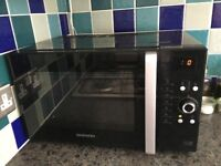 Combination Microwave Oven with Grill