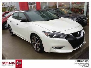 2016 Nissan MAXIMA SL TOIT PANORAMIQUE **GPS / CUIR**