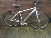 ADULT ALUMINIUM CLAUD BUTLER CLASSIC TOWN AND CITY BIKE