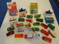 Matchbox 1-75 Series; 29+ of, some mint boxed others only slightly used