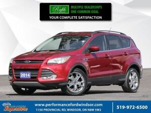 2014 Ford Escape SE ***Panoramic roof, AWD, leather***