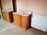 Sink vanity unit