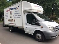 Ford Transit Luton/Box/ Van with Tail Lift 2.4 T350EF RWD 140 ps Mileage 120000