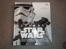 Dorland Kingsley Ultimate Star Wars in HardBack