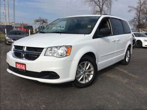 2016 Dodge Grand Caravan SXT**DVD**BACK UP CAMERA**BLUETOOTH**