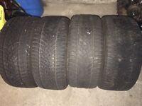 Goodyear Ultragrip Performance Winter Tyres 225/40/18 92V x 4
