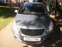 Vauxhall Corsa 1.2 i 16v Life 3dr£2,200 NEW MOT + CHEAP INSURE & TAX 2007 (57 reg), Hatchback
