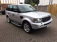 Land Rover Range Rover Sport Diesel 2.7 TD V6 HSE Auto,Top Spec,Harmon Kardon Sound,Great example