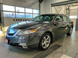 2009 Acura TL Tech AWD - Navigation - Accident Free