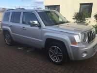 2009 Jeep Patriot 2.0 Diesel,6 Spd,Sport Station Wagon,4x4,Fsh&Mot