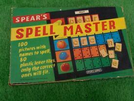 Vintage 1960s Spears Spellmaster