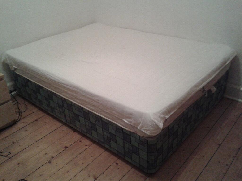 Double Divan Bed Base For Sale In Meadowbank Edinburgh Gumtree
