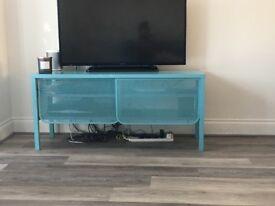 Ikea TV Media Unit - Teal