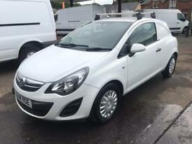 2014 Vauxhall Corsa Van *finance available*