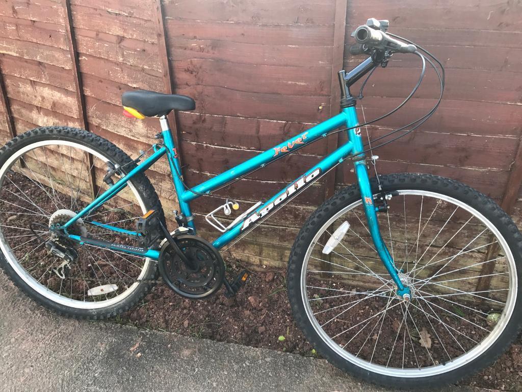 Mountain bike ladies 16 inch frame size 26 inch wheelsin Exeter, DevonGumtree - Ladies mountain bike 16 inch frame size 26 inch wheels size 15 speed gears Suit smaller ladies or teenager