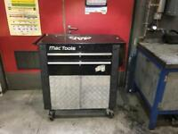 Mac tool box/service trolley