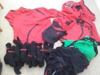 39 item football kit
