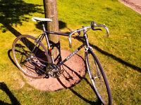 Vintage Single speed Peugeot bike