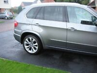 "BMW X5 20"" 227M Rear 315/35/2 Alloy Wheel, just been completely refurbished so As New, Bargain £245"