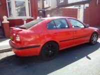 Project track car skoda octavia mk1 vrs 1.8t 20v must see Tlc needed