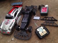 Radio Control Electric car
