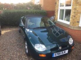 Mgf breaking for spares all parts available