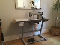 Industrial Sewing Machine, Sunstar KM-123A