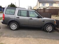 Land Rover discovery estate TDV6 SE A