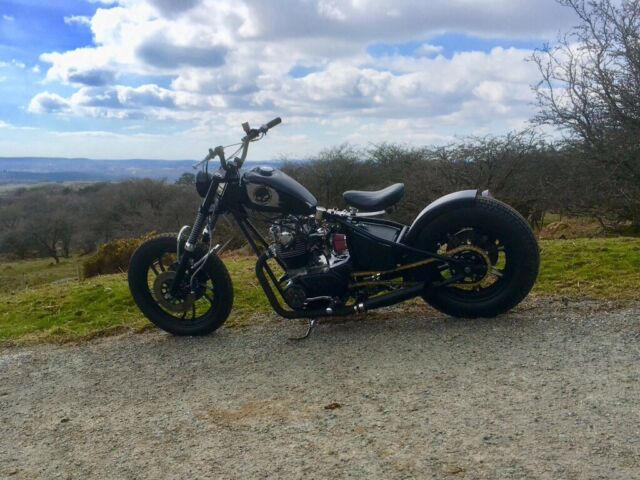 Yamaha XS650 Bobber chopper project Motorcycle | in Plympton, Devon |  Gumtree