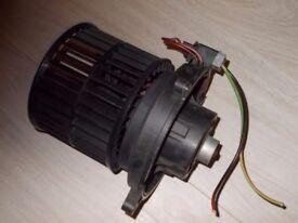 2005 Ford 1.4 Heater Motor.