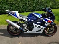 Suzuki Gsxr1000K4