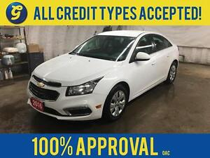 2016 Chevrolet Cruze LIMITED*LT*CHEVY MY LINK*TRACTION CONTROL*B Kitchener / Waterloo Kitchener Area image 1