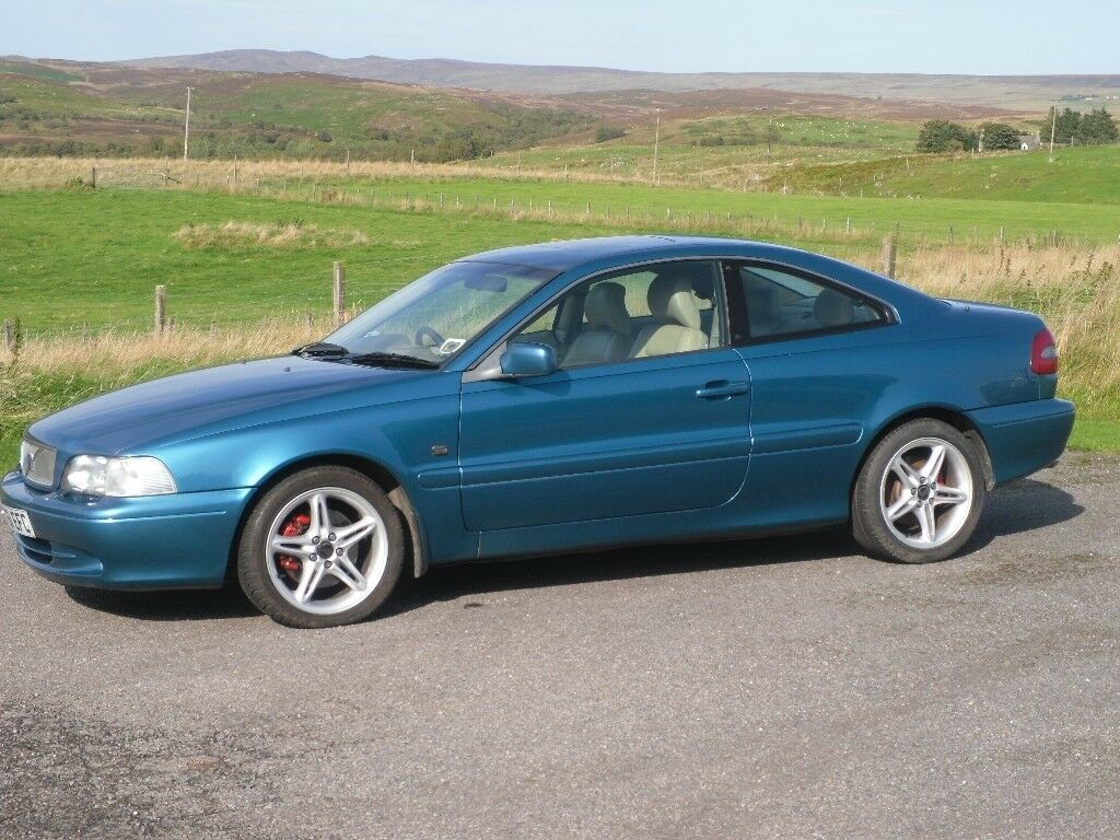 volvo c70 t5 gt coupe automatic 2 4 turbo in rogart highland gumtree. Black Bedroom Furniture Sets. Home Design Ideas
