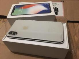 iPhone X 64GB Silver (Unlocked) 12 Month Warranty