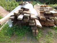 Large timbers