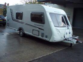 Swift Conqueror 530 4 Berth Caravan