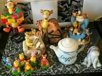 Winnie the pooh bits £15