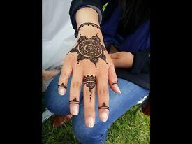 Henna Artist Tattoos