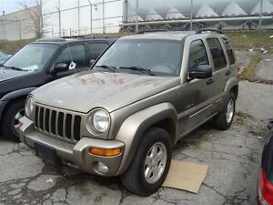 2004 Jeep Liberty Limited Edition ~ DRIVES GOOD ~ AS-IS ~