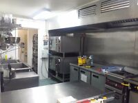 COMMERCIAL KITCHEN TO RENT IN SPITALFIELDS WITH 5 STAR HYGIEN RATING