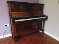Piano, Upright, FREE - Buyer collects. In good condition but needs tuning