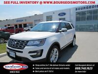 2016 Ford Explorer Limited 4WD NEW 301A WITH FREE WINTER SAFETY