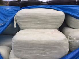 Haylage for sale! Small and big bales available.