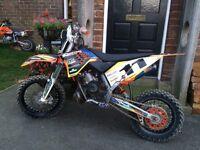 2013 Ktm 65sx £1550 Ono