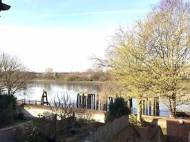 Beautiful 1 Double Bedroom Flat w/ Stunning River Thames Views - Fulham